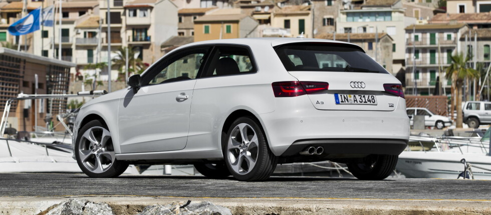 Prøvekjørt: Audi A3