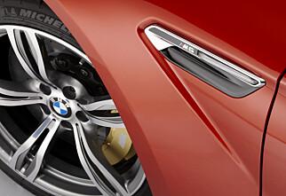 BMW M6 snart på plass