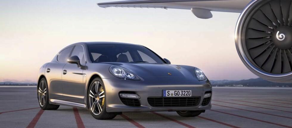 Porsche Panamera har funnet veien til 11 nye garasjer i Norge i januar.