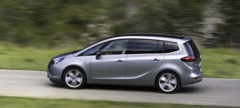 TEST: Opel Zafira Tourer 1.4T
