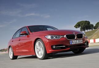 PRØVEKJØRT: Nye BMW 3-serie