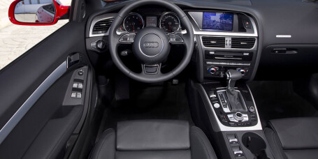 PRØVEKJØRT: Helt fornyet Audi A5