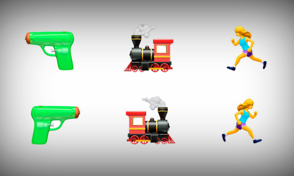 image: Irritert over emojier som peker i feil retning? Det kan komme en løsning!