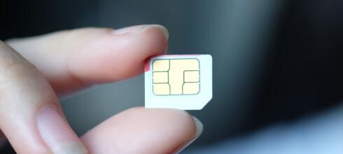Det kan ta flere år før SIM-kortene forsvinner
