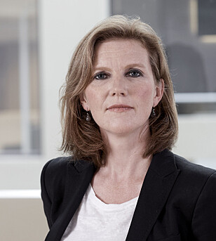 FEIL: Fagdirektør Anne Kristin Vie i Forbrukerrådet mener det er helt feil av sykehusene å be pasienter og pårørende ringe et spesialnummer som koster penger. Foto: Forbrukerrådet