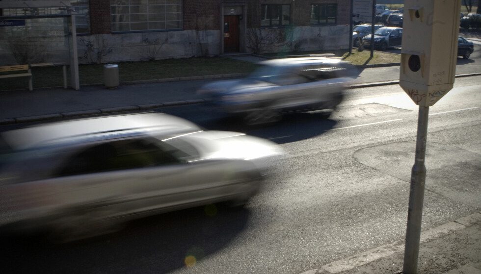 FARTSBØTER FORDELT PÅ BILMERKE: Ifølge en dansk undersøkelse er BMW-sjåførene de som får flest fartsbøter i løpet av et år. Foto: NTB/Scanpix