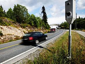 image: BMW-eierne får flest fartsbøter