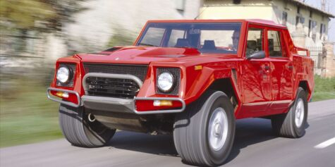 image: Disse bilmerkene skulle aldri lage SUV …