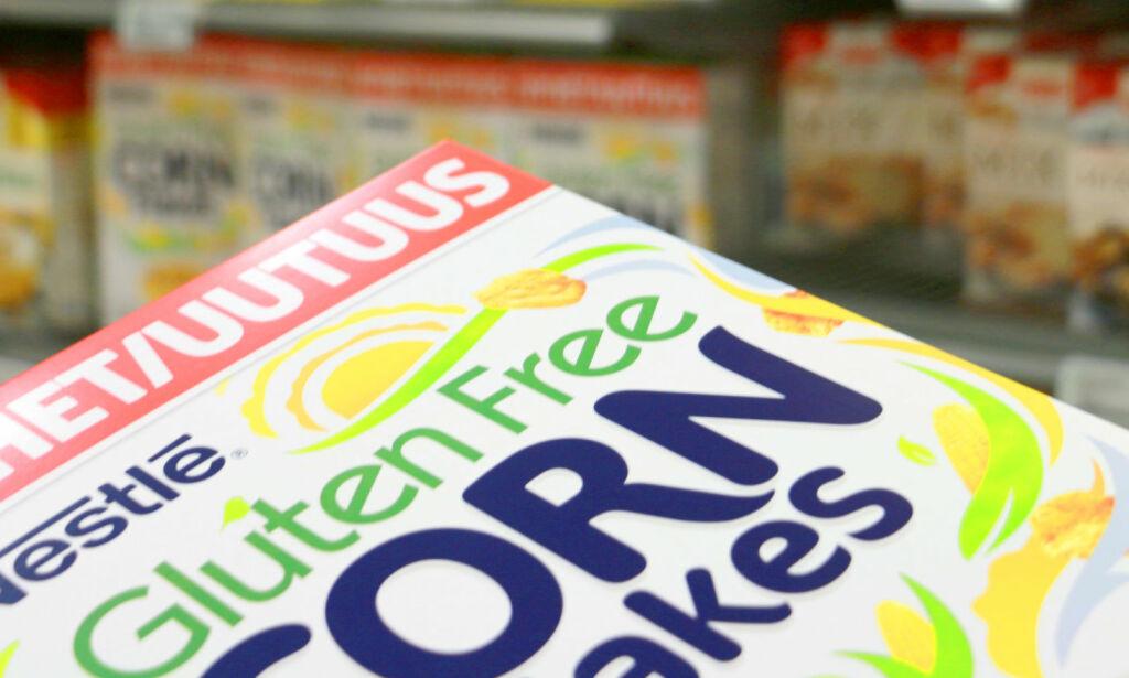image: Mye billigere med glutenfri og laktosefri mat i Sverige