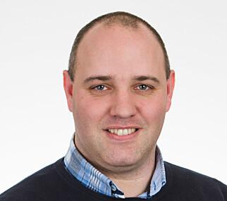 Tom Erik Galambos, leder i Feiermesternes landsforening.