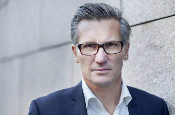 HØYE KRAV: Direktør i Datatilsynet, Bjørn Erik Thon er opptatt av at det stilles svært høye krav til sikkerhet i GPS-klokker til barn. Foto: Datatilsynet