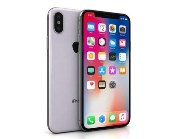 IKKE FOR STRAMME BUDSJETTER: iPhone X er en av de aller beste mobilene på markedet, men den koster deretter. Foto: Apple