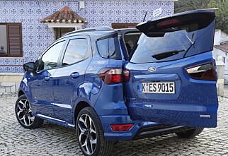 Vi har testet Fords nye, kompakte firehjulstrekker