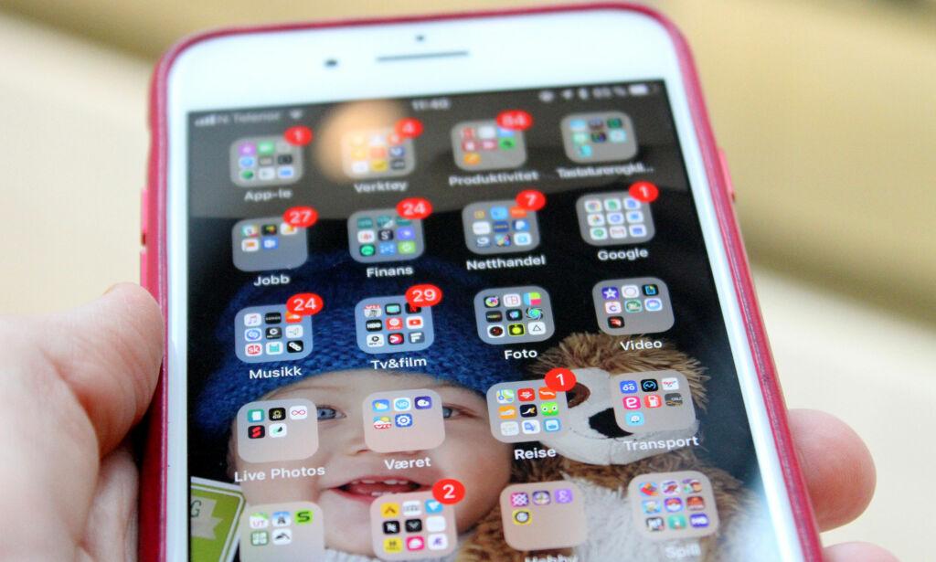 image: Her er mobilappene vi ikke klarer oss uten