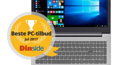 De beste PC-tilbudene til jul 2017