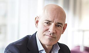 Bror Stende, direktør for Virke faghandel. Foto: Virke.