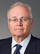 Professor i psykiatri, Ulrik Fredrik Malt. Foto: UIO