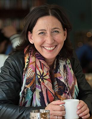 Adelheid Firing Hvambsal, generalsekretær i Kirkens bymisjon.