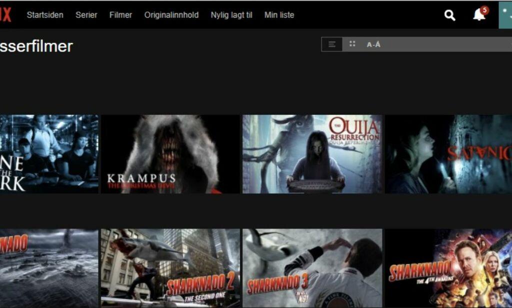 image: Slik får du tilgang til tusenvis av skjulte Netflix-kategorier