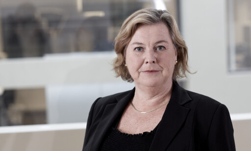 Elisabeth Realfsen, redaktør og daglig leder i Finansportalen. Foto: Ole Walter Jacobsen.