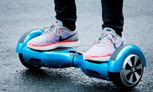 image: Hoverboard må fjernes fra butikkene