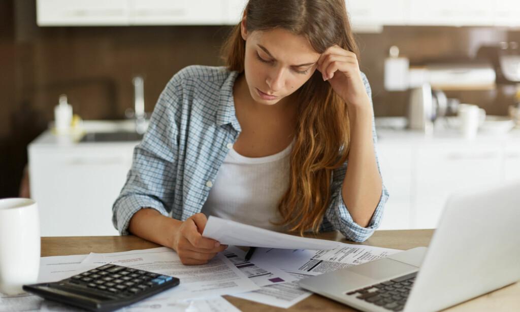 MAKS UTTELLING PÅ BOLIGSPAREKONTOEN: Ved å planlegge privatøkonomien din nøye i det nye året, kan du gå inn i 2019 med maksbeløpet på 25.000 kroner trygt på BSU-kontoen. Foto: Wayhome studio/Shutterstock/NTB Scanpix.