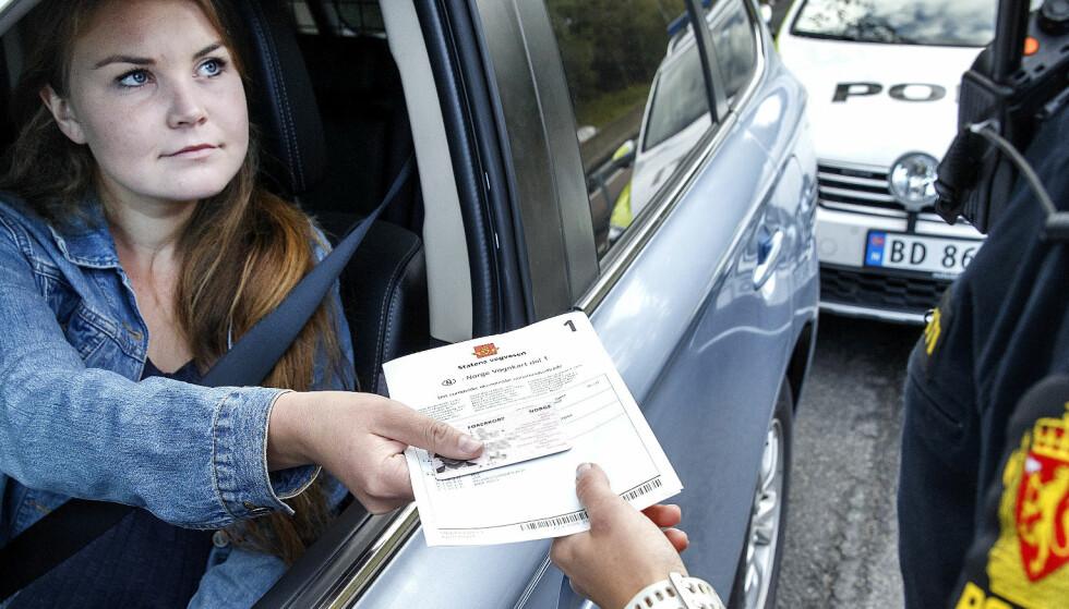 Endring fra 2019:Slik er reglene for prikker på førerkortet