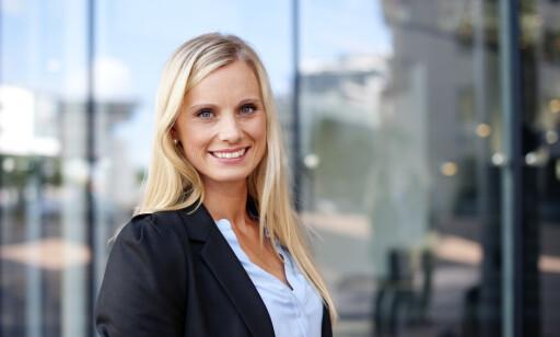 Silje Sandmæl, forbrukerøkonom i DNB. Foto: Stig B. Fiksdal.