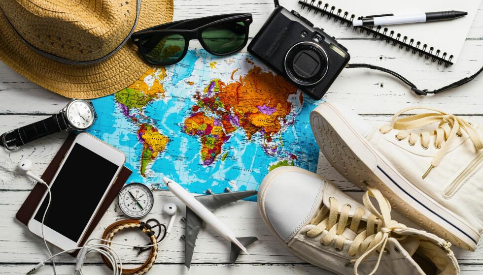 REISELYST: I romjula setter mange seg ned for å planlegge ferien i 2018. Foto: I am Kulz/Shutterstock/NTB scanpix