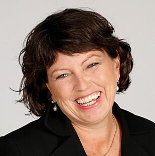 Kristin Ruud, kommunikasjonssjef i Pensjonistforbundet.