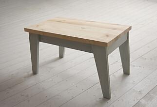 Lag bord, krakk eller benk på en ettermiddag