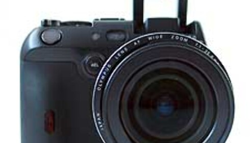 Olympus C-8080 Wide Zoom