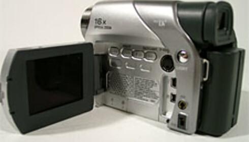 JVC D53E