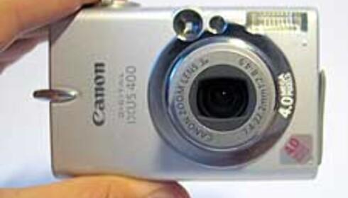 Canon Digital Ixus 400