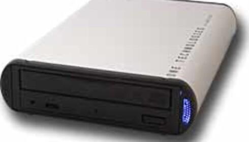 AluWriter DVD+/-RW