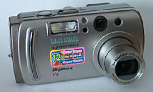 image: Samsung Digimax V4