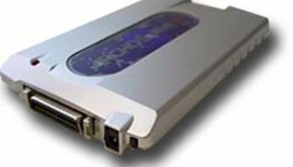 USB 2.0: 40 GB mini-harddisk