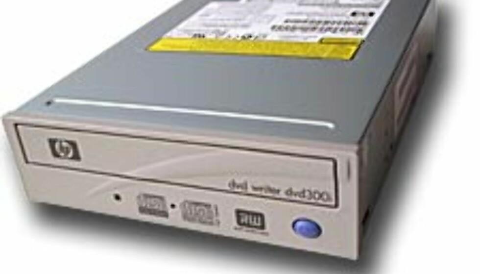 hp dvd300i