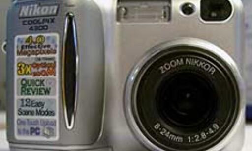 image: Nikon Coolpix 4300