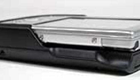 Med Compact Flash-jakken blir MyPal dobbelt så tjukk