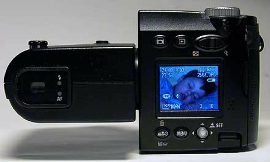 image: Nikon Coolpix 4500