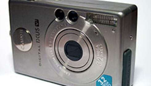 Canon Digital Ixus V3