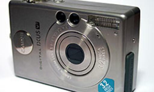 image: Canon Digital Ixus V3