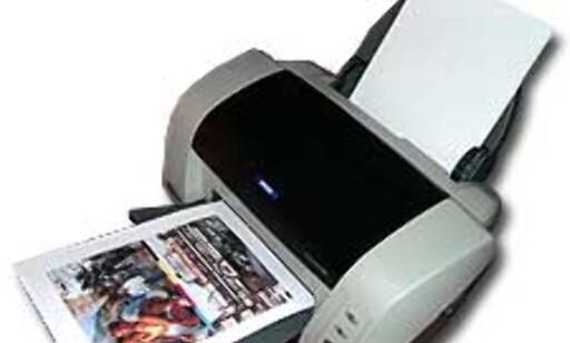 image: Epson Stylus Color C82