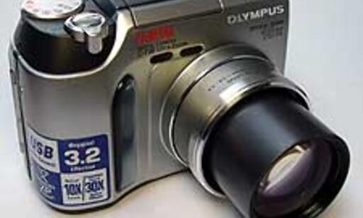 image: Olympus Camedia C-730UZ