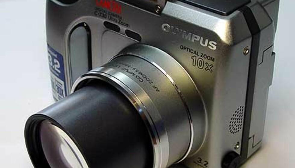 Olympus Camedia C-730UZ