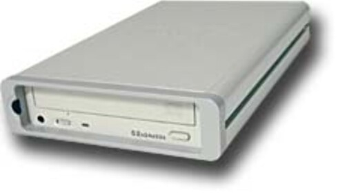 LaCie 52x CD-RW FireWire+USB 2.0