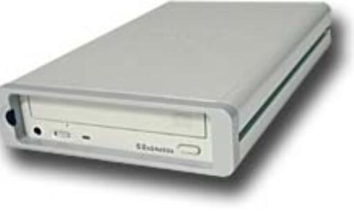 image: LaCie 52x CD-RW FireWire+USB 2.0