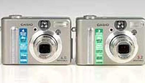 Casio QV-R3 og QV-R4