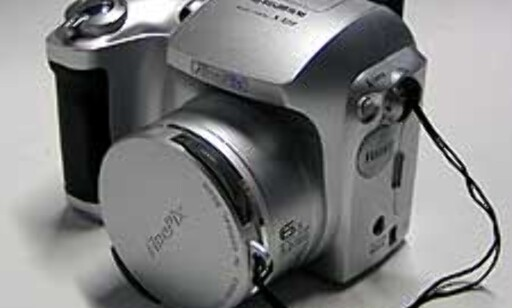 image: Fujifilm FinePix S304